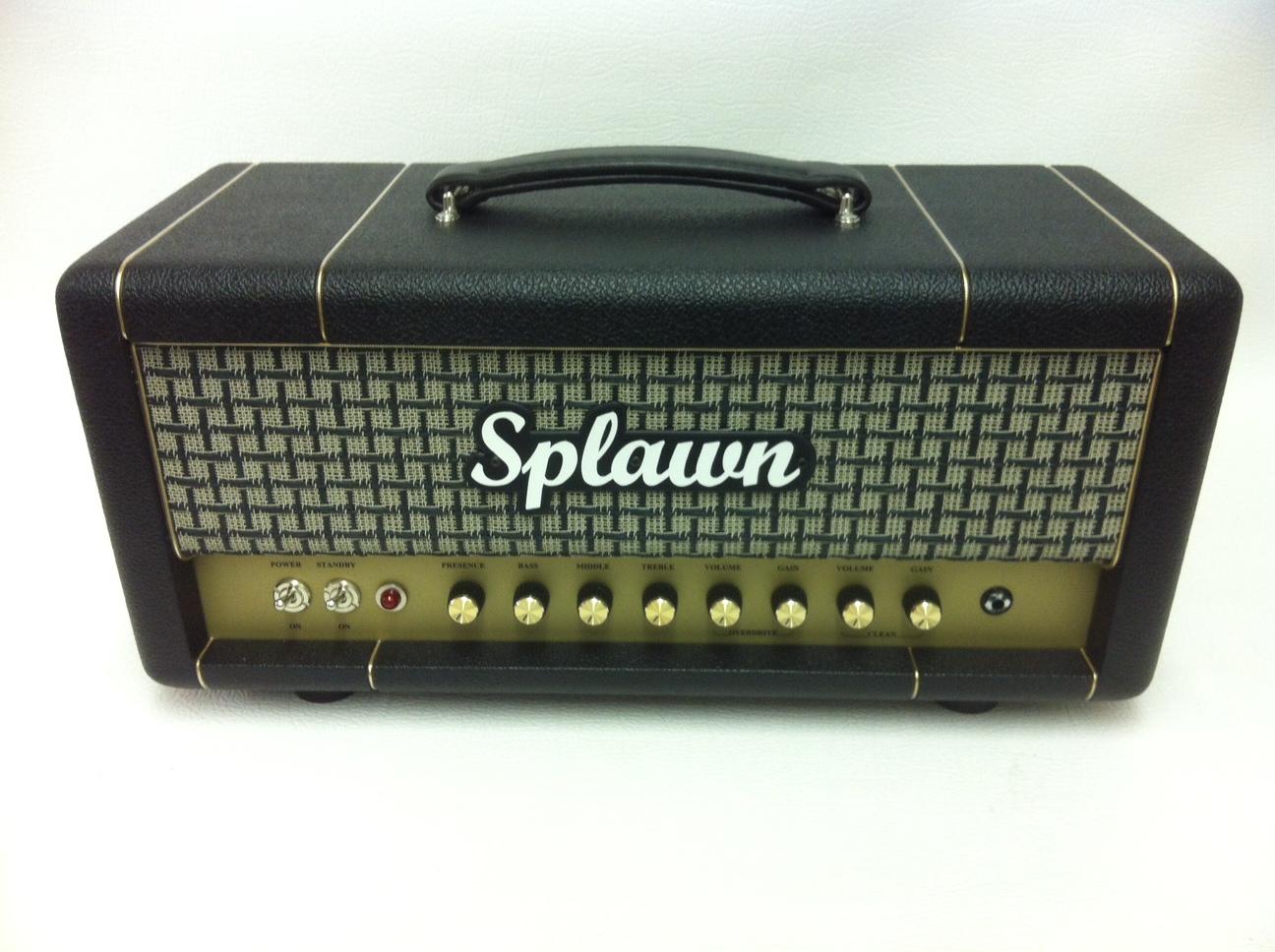 splawn amplifiers splawn amps guitar amplifiers hand build tube rh splawnguitars com Splawn Quick Rod Front Panel 100W Splawn Pro Mod